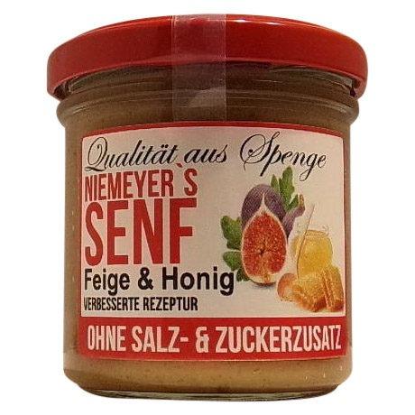 Glas Senf Feige & Honig - Senf kaufen