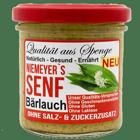 Senf Bärlauch - Senf kaufen